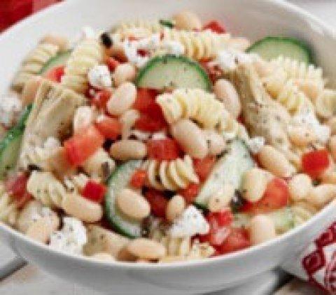 Vegetarian Pasta for Dinner