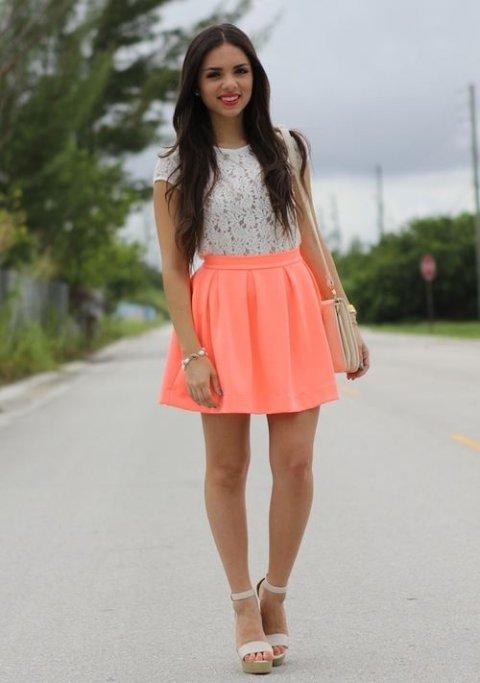 Midi Skirts - a new trend