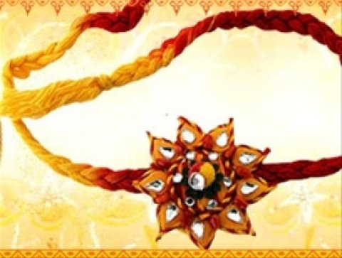 Make your own Rakhi this year