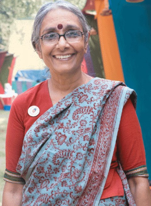 Aruna Roy- Women who brought in RTI Act