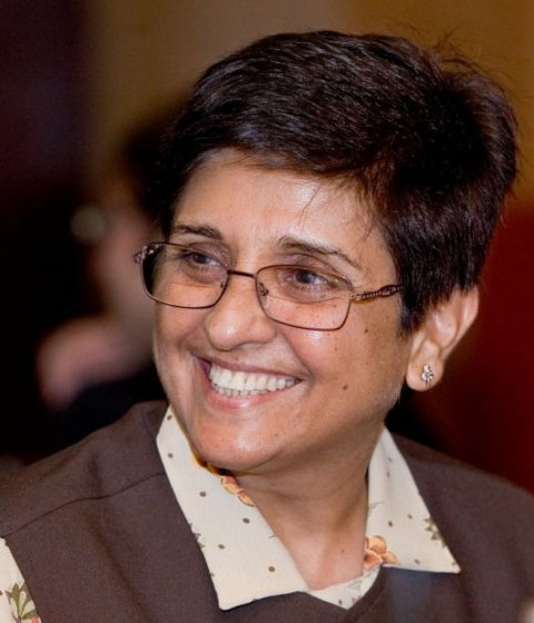 Kiran Bedi- First Women Officer to join IPS,1972