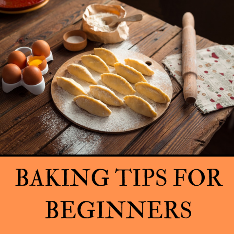 Baking Tips for Beginners
